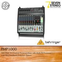 Behringer EUROPOWER PMP1000 Powered Mixer 500 Watt