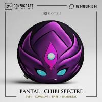 Bantal Chibi Spectre (Dota 2)