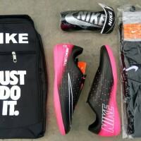sepatu futsal nike mercurial pink