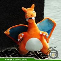 Boneka Anime Pokemon (Charizard) - Lucu Unik Murah Ulang Tahun Jg