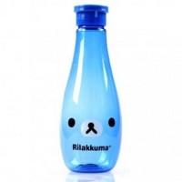Jual Botol Minum Rilakkuma 400ml Blue Murah