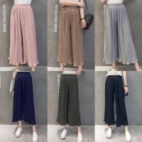 Flare Skirt Rok A-line Celana Fashion Korea Baju Dress Blazer ( 3000 )