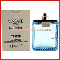 JUAL Parfum Original Versace Eau Fraiche Man (Tester)
