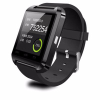 Jual JUAL Promo!! I-one U8 Smartwatch For Android And Ios - Hitam Murah