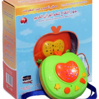Jual Mainan Edukatif / Edukasi Anak - Apple Learning Holy Quran Machine  Murah