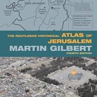 Jual The Routledge Historical Atlas of Jerusalem (4th Edition) Murah