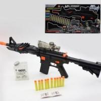Jual Nerf Shotgun Water & Soft Bullet Gun Murah