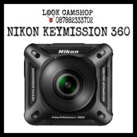 ACTION CAMERA NIKON KEYMISSION KEY MISSION 360 - 4K UHD