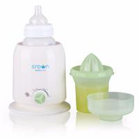 Jual Penghangat botol Sterilizer CROWN 4 in 1 bottle warmer portable Murah