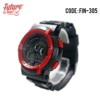 Generic - Jam tangan fashion pria analog - FIN-305