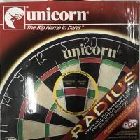 Jual Dart Board Unicorn RADIUS Murah