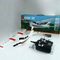 wltoys f949 cessna 182 RTF rc pesawat ( remote control )