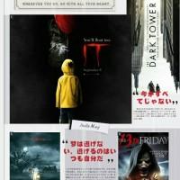 kaset dvd film baru/6pcs(list film bs request)