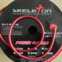 Kabel stum power-audio 8awg skeleton