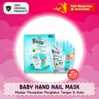 BABY HAND NAIL MASK - Masker Perawatan Tangan & Kuku - Original