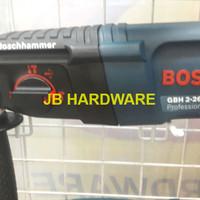 Mesin bor 3 mode GBH 2-26 DRE merk bosch