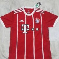 Jersey Bayern Munchen Home Merah Grade Ori Import 17/18