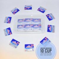harga Anchor Unsalted Butter Mini Portion Tokopedia.com