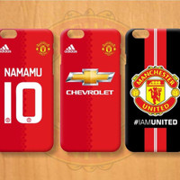 Jual Casing HP MU(Manchester United) Murah