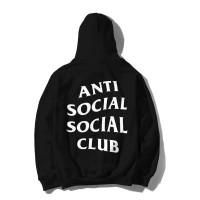 4df44536b911 Anti Social Social Club - Mind Games Hoodie (Black)
