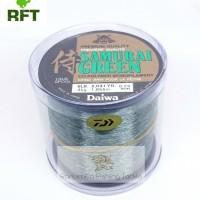 Pancing Tali Benang Senar Daiwa Samurai Green Spool Besar