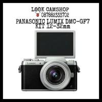 KAMERA MIRRORLESS PANASONIC LUMIX DMC-GF7 PANASONIC GF 7 KIT 12-32mm