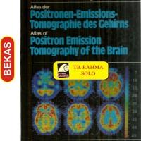 Jual BL-4.115. ATLAS DER POSITRONEN-EMISSIONS-TOMOGRAPHIE DES GEHIRNS Murah