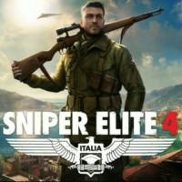 PC GAME SNIPER ELITE 4