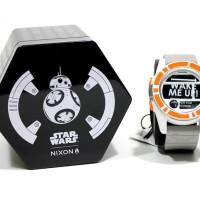 Jual NIXON WATCHES STAR WARS SW BB-8 Unit Orange - Jam Nixon Murah