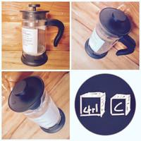 Jual IKEA UPPHETTA French Press / Coffee Plunger 400ml (coffee/tea maker) Murah