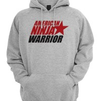 Hoodie American Ninja Warrior 2 - Station Apparel