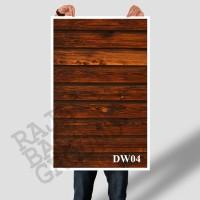 Jual ALAS FOTO DARK  WOOD 50cm x 100cm (Lebih Besar dari A2 & A1) Murah