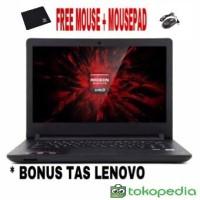 Laptop gaming murah Lenovo 110-14ISK Intel core i5 RAM 8GB Vga AMD 2GB