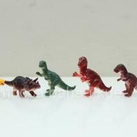 Jual dinosaurus / dinosaur  / dinasaurus mainan figure set - hiasan kue Murah