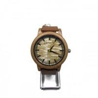 Jam tangan kayu Original ZENON Premium Japan Quartz A16
