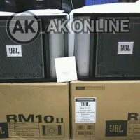 Speaker Karaoke JBL RM 10 Harga Sepasang Original Garansi Resmi 1 Thn