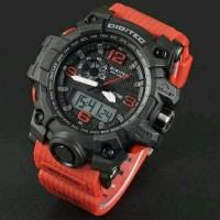 Jual Jam tangan Pria Digitec DG-2093 Mudmaster Red Original Premium Murah