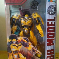 Mainan Robot Transformer Transformers 4 Bumblebee kbb