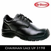Jual Sepatu Safety Shoes Dr OSHA Chairman Lace Up 3198  Murah