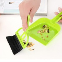 Sapu Serok Pengki Mini Set Dust Pan Pembersih Serbaguna