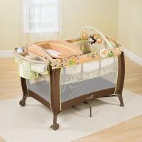 ON SALE summer infant grow with me playard (swingjng safari) baby box