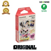 Jual Fujifilm Instax Paper Mickey Single Pack (10 Sheet) Berkualitas Murah