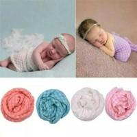 Jual New Baby photo props Blanket lace wrap Murah