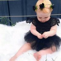Jual New Jumpsuit bayi tutu lace import Murah