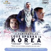 JILBAB TRAVELER THE NOVEL : LOVE SPARKS IN KOREA..
