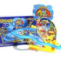 Jual Mainan Anak Magnetic Track Challenge Pokemon Go Murah