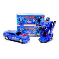 Jual Mainan Mobil Deformation Avenger Captain America Bisa Jadi Robot 8993 Murah