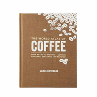 Jual Buku The World Atlas of Coffee Hardcover - From Beans to Brewing Murah