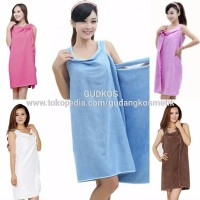 Jual Handuk Baju Dress Towel Wearable Towel Handuk Multifungsi Best Selle Murah