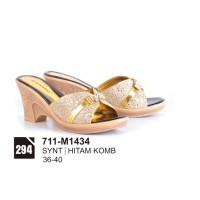 Jual sepatu sandal heels cantik Branded / high heels pesta wanita azr Murah